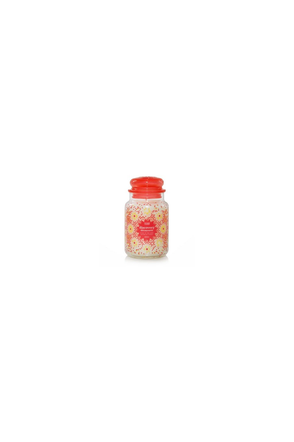 YANKEE CANDLE DISCOVERY 2021 609g