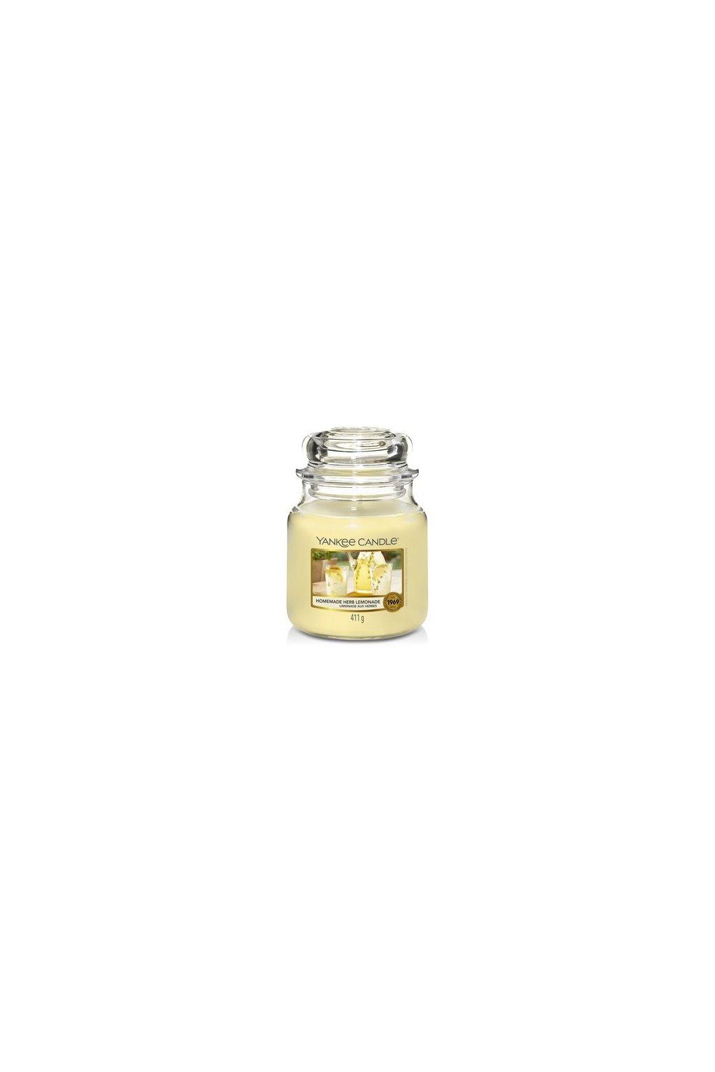 YANKEE CANDLE Homemade Herb Lemonade 411g