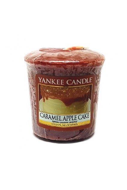 caramelapplecake