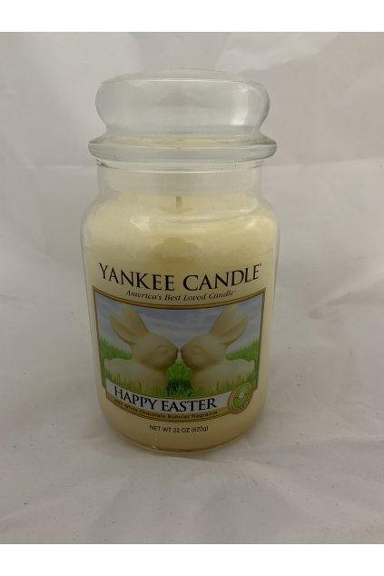 Yankee Candle Happy Easter 623g  2015 USA
