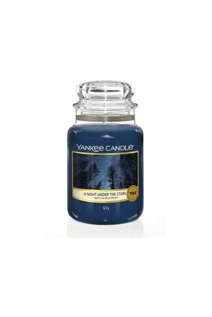 YANKEE CANDLE A NIGHT UNDER THE STARS 411g