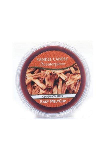 Yankee Canle Scenterpiece Meltcup Vosk Cinnamon Stick
