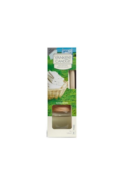 Aroma Difuzér Clean Cotton Yankee Candle