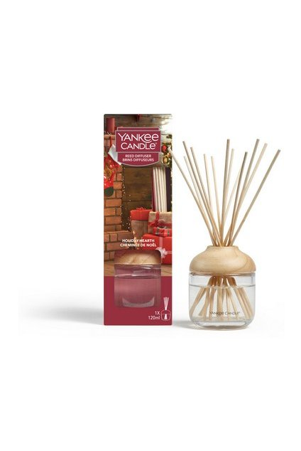 Aroma Difuzér Holiday Hearth Yankee Candle
