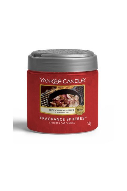 Voňavé Perly Crisp Campfire Apples Yankee Candle