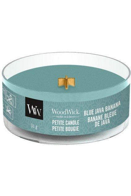 WoodWick Blue Java Banana petite
