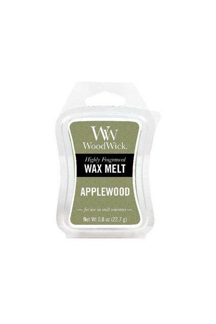 WoodWick Applewood vonný vosk 22g