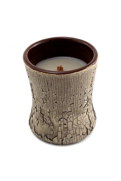 WoodWick Wood Fire Dekorativní Váza 133g