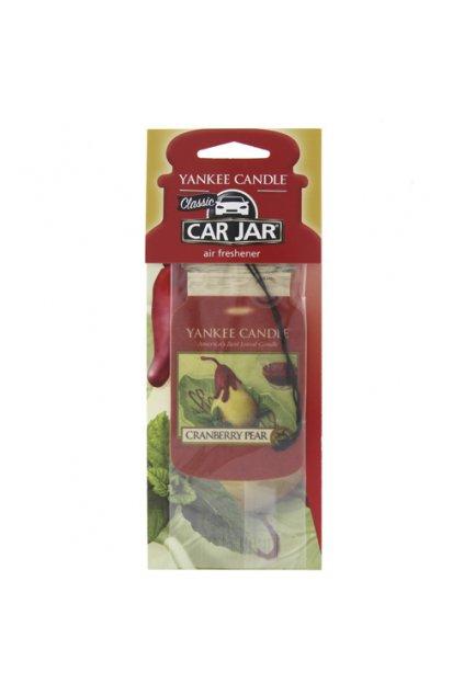 Osvěžovač do auta - Cranberry Pear