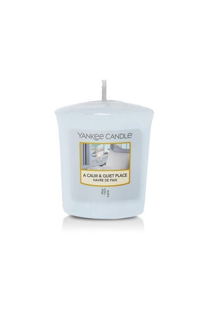YANKEE CANDLE A CALM & QUIET PLACE  49g