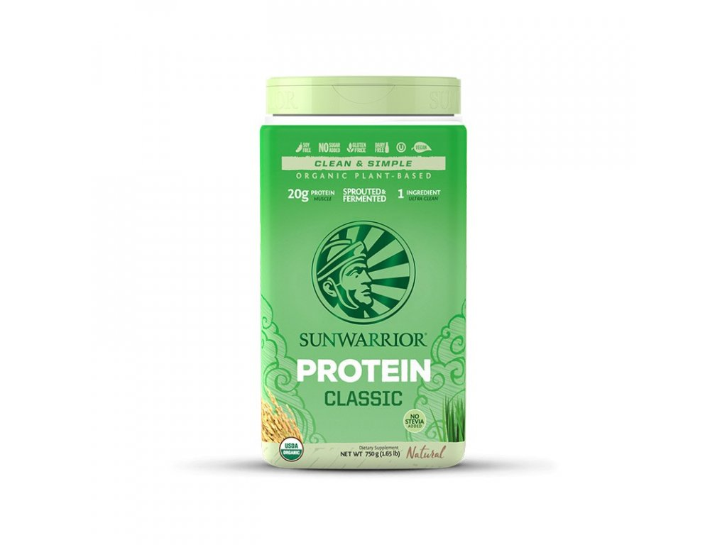 protein classic natural sunwarrior