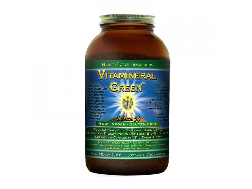 vitamineral green prasek healthforce