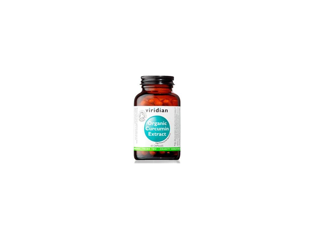organiccurcuminextract60cps viridian