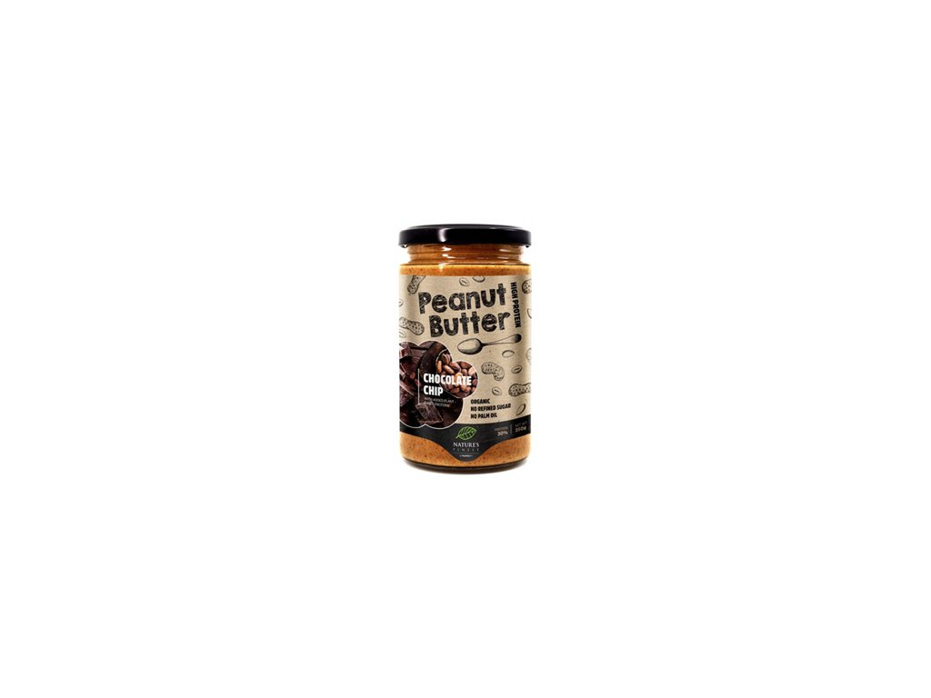 peanutchocolatechip350g nutrisslim