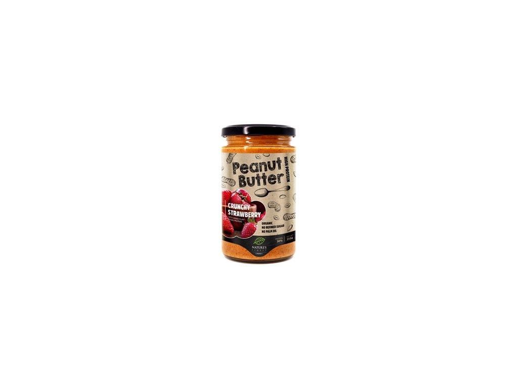 peanutstrawberry350g nutrisslim