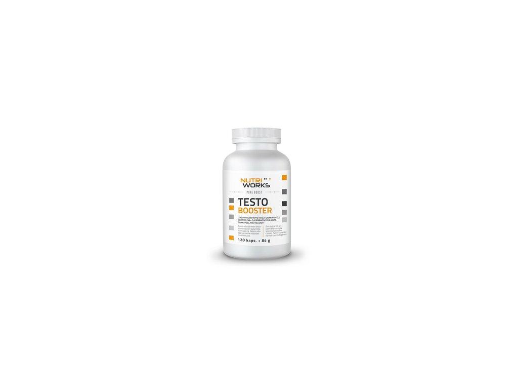 testobooster120kapsli nutriworks