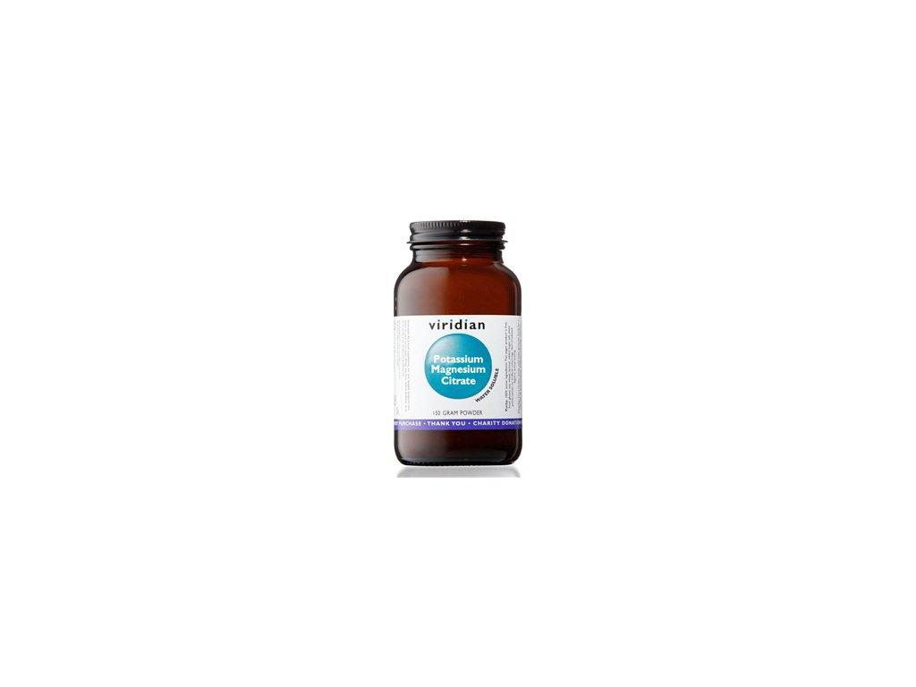 pottasiummagnesiumcitrate150g viridian