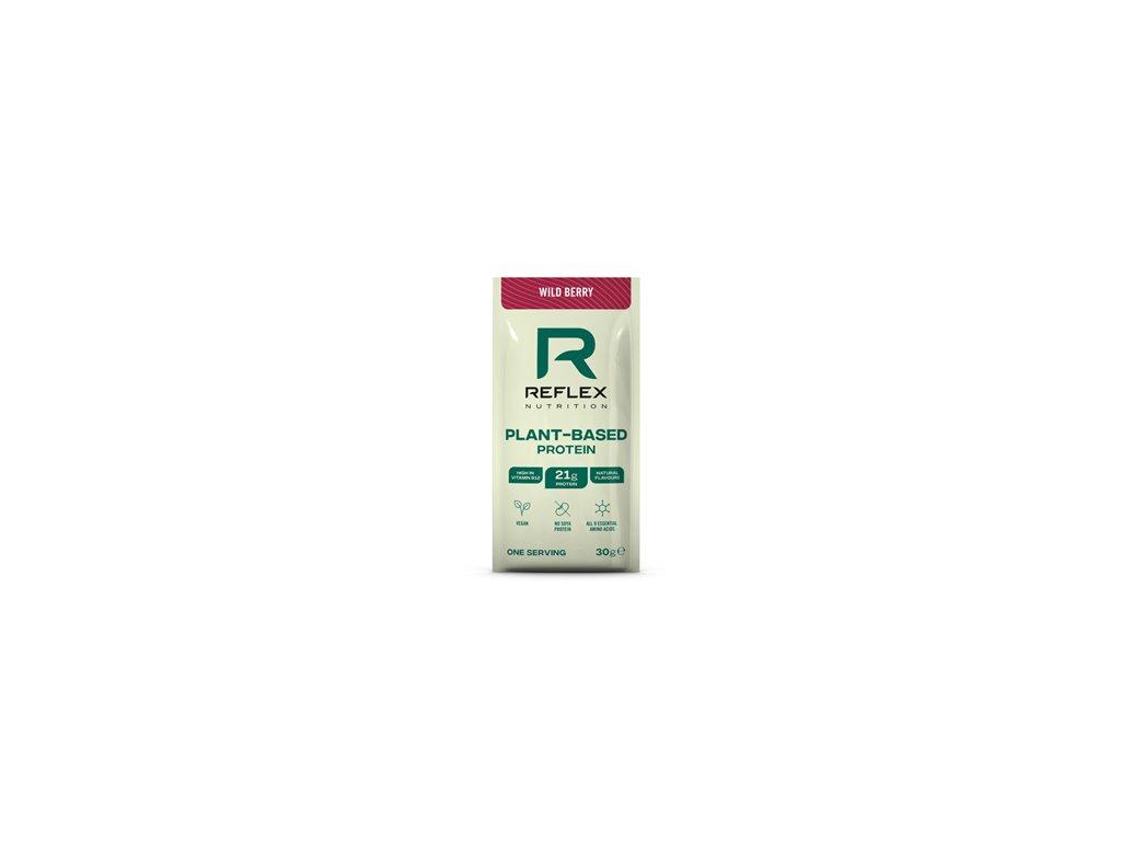 plantbasedprotein30gwildberry reflex