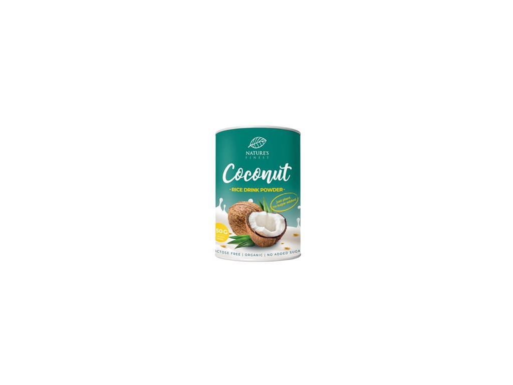 ricedrinkpowder coconut 150g nutrisslim