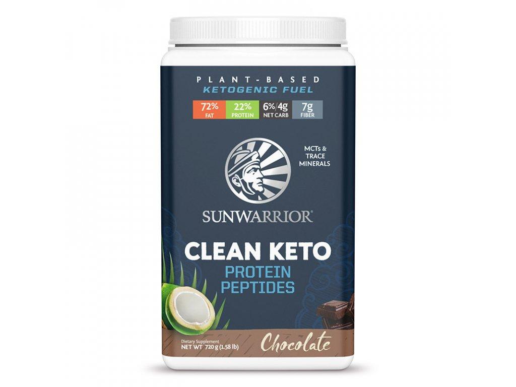 clean keto cokoladovy