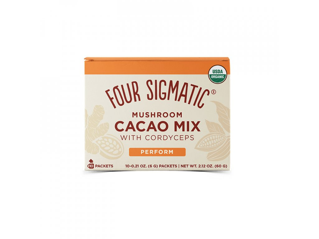 cacao cordyceps mushroom mix
