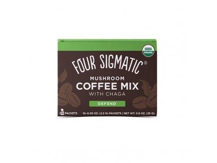 coffee cordyceps chaga mushroom mix