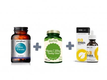 vitamin mineral immunity booster
