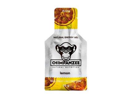 natural energy gel 35g lemon