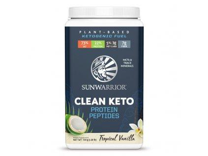 clean keto vanilkovy