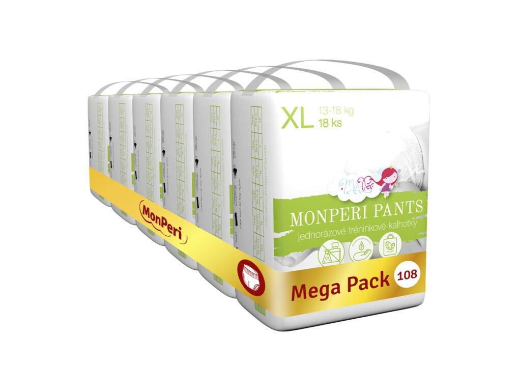 MonPeri Pants Mega Pack XL