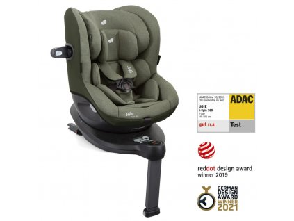 Joie i-Spin 360 2021 coal