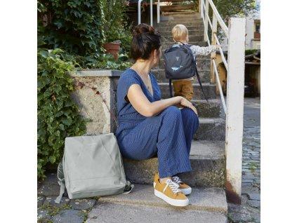 Green Label Ocean Backpack navy