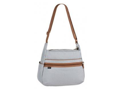 Marv Urban Bag 2019 pinstripe light grey