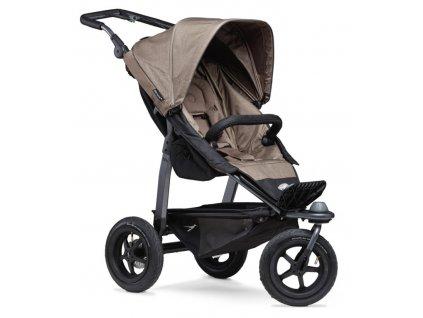 TFK Mono stroller - air wheel brown 2021