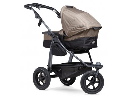 TFK Mono combi pushchair - air wheel brown 2021