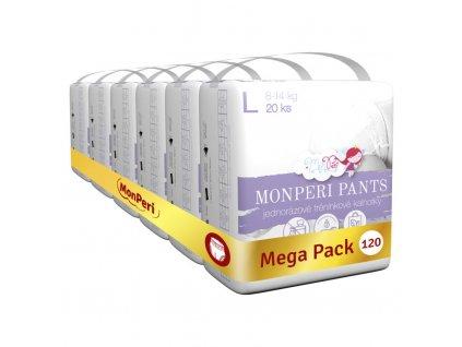 MonPeri Pants Mega Pack L