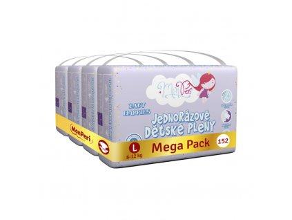 MonPeri Klasik Mega Pack L
