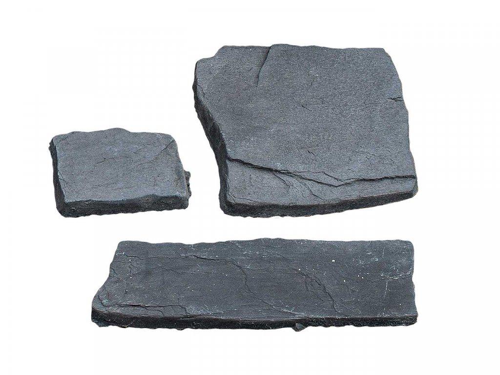 Lámaný kámen - plovoucí kameny
