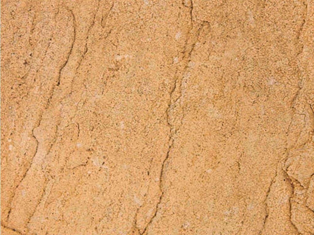 Tesaný kámen písková