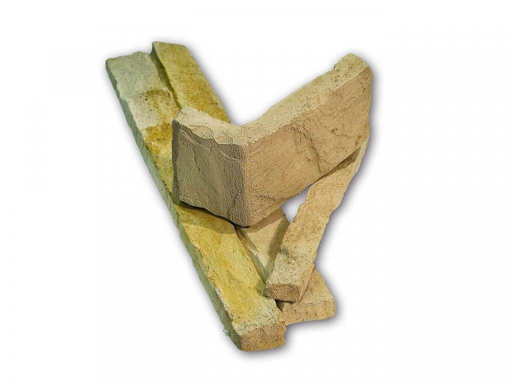Rohovka / Alpský kámen