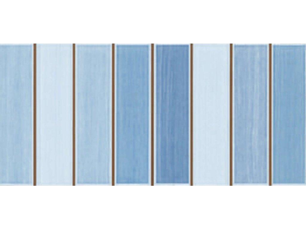 azulev listelo urban azul 11x25
