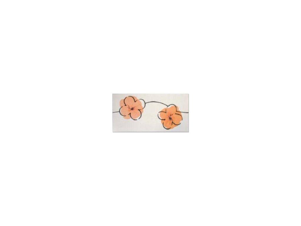 albena listelo amapola salmon 5x50