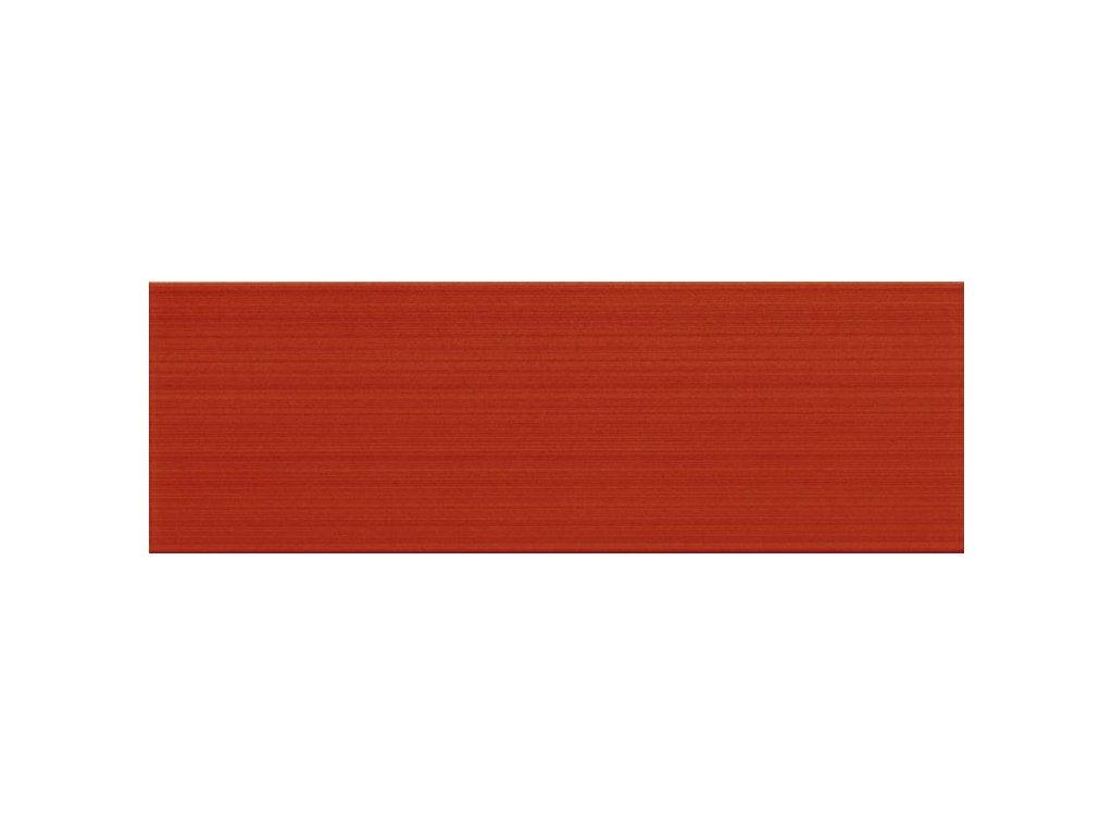 Linear Liscio Rosso