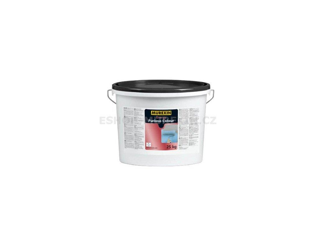 MUREXIN Fasádní barva Energy Furioso bílá 14l