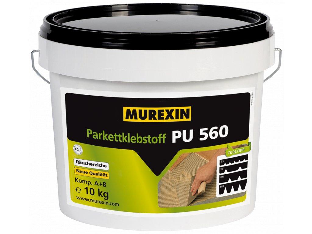 1366 GF Parkettklebstoff PU 560