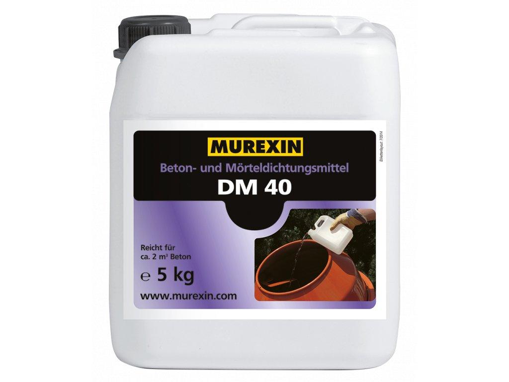 1076 GF Beton UndMoerteldichtmittel DM 40