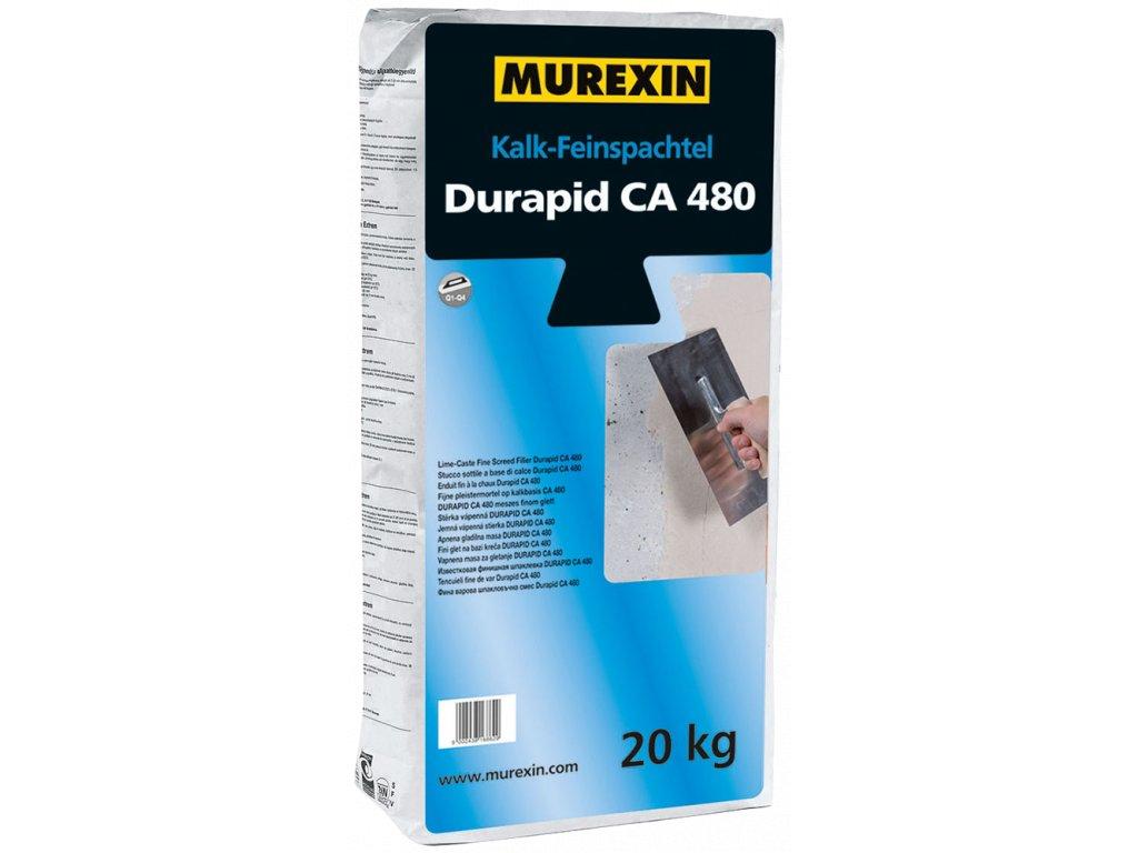 1138 GF Kalk Feinspachtel Durapid CA 480