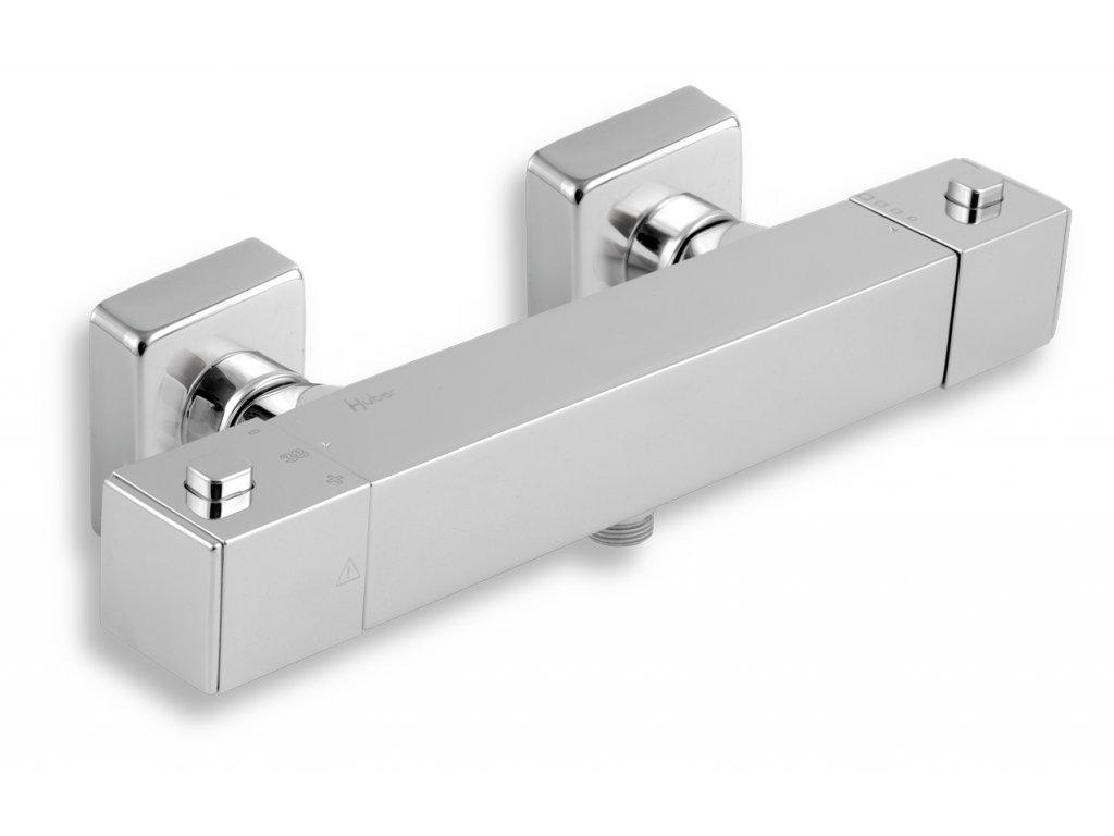 NOVASERVIS Sprchová termostatická baterie 150mm bez příslušenství chrom 2860/1-0