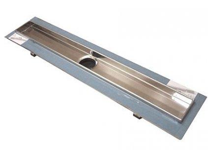Sprchový žlab Tece Drainline 65cm nerez