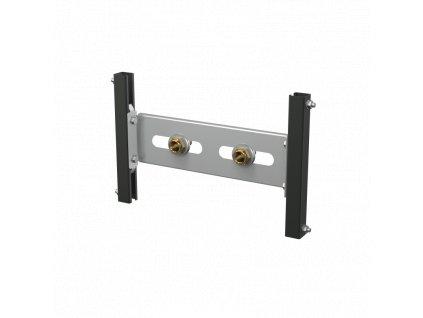 ALCA PLAST Montážní rám do sádrokartonové konstrukce pro baterii A117B